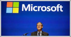 حكاية فوز بيل غيتس مؤسس مايكروسوفت