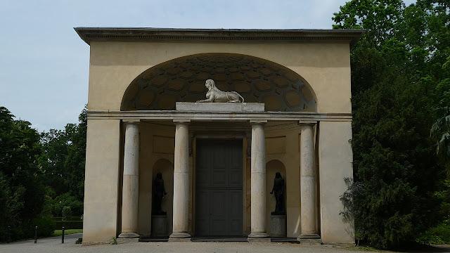 Orangery Potsdam Neuer Garten
