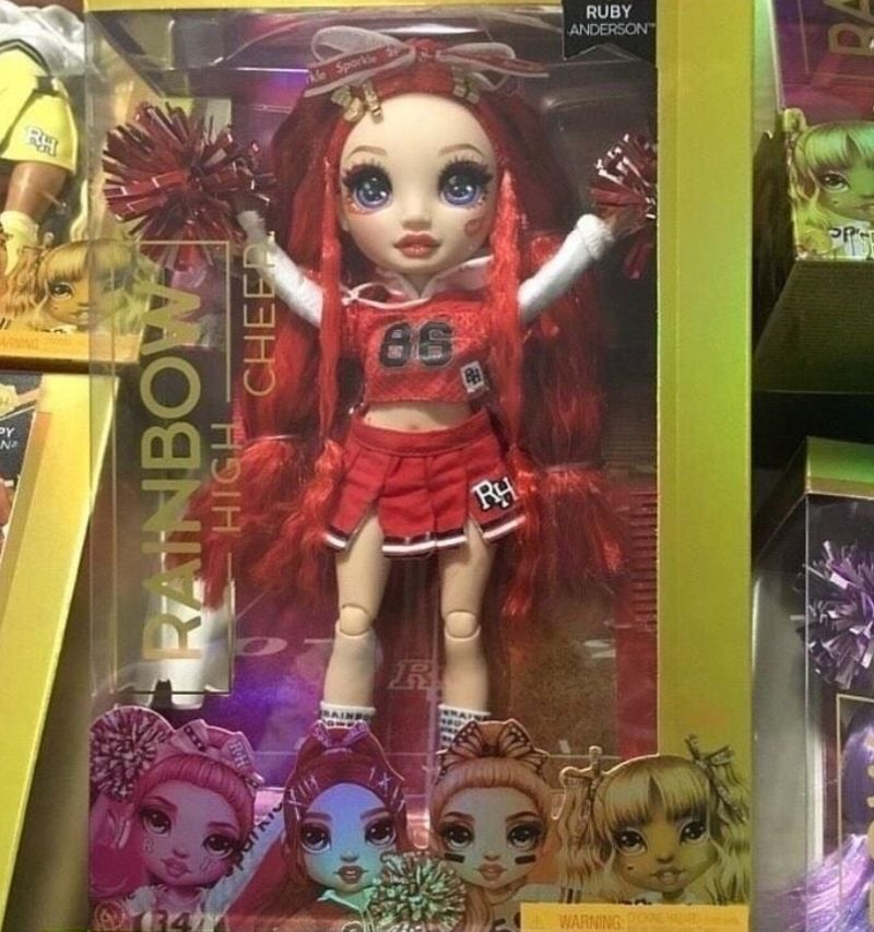 Кукла Ruby Anderson Cheer Doll
