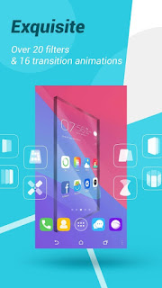 go launcher ex prime apk download