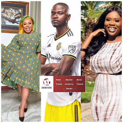 Delay Offered Her P***y To Black Stars Defender, Jonathan Mensah On A Silver Platter To Chop But He Refused - Afia Schwarzenegger Alleges (Read Full Details)