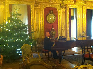 Christmas Polesden Lacey National Trust