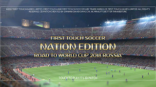 FTS 3D Patch Nations Edition by Danank