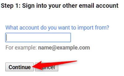 Cara Mudah Mengimpor Akun Email Lama Dari Layanan Lain Ke Gmail