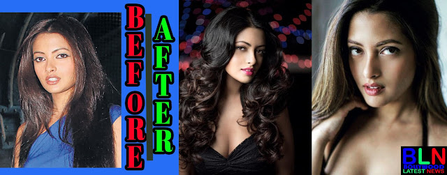 RIYA SEN Bollywood Actresses Before and After Plastic Surgery