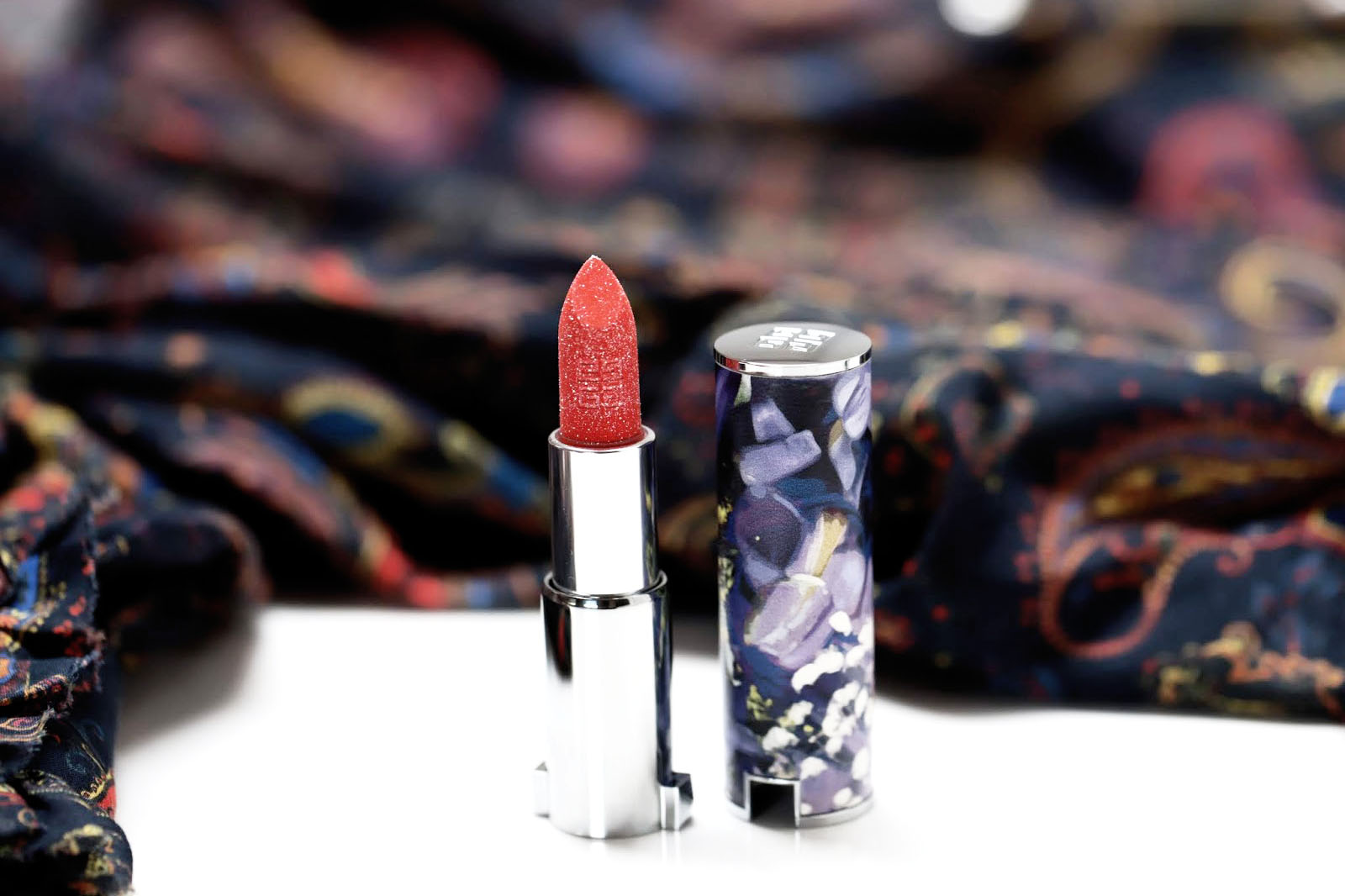 Givenchy Le Rouge Sparkling Lily 03 Avis