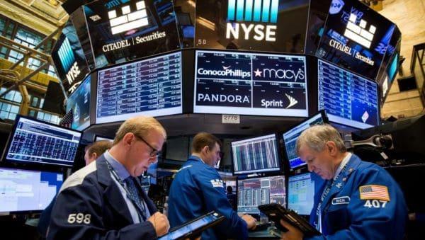 مؤشرات البورصة الأمريكية