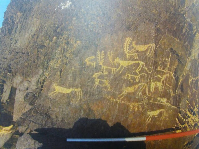 5,000 year old rock art discovered in Iran's Isfahan province