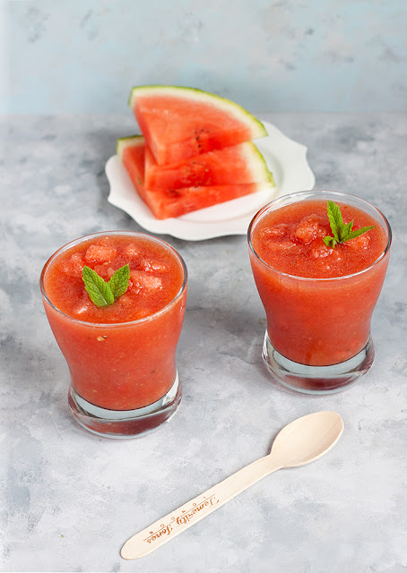 gazpacho z arbuza