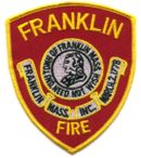 Franklin's water supply was a factor in improving the Fire Department's rating