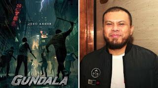 Joko Anwar, sang sutradara film Gundala
