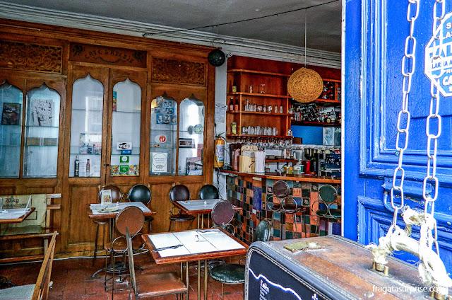 De Una Travel Bar, La Candelaria, Bogotá
