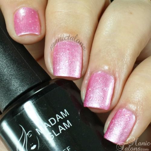 Madam Glam Gel Polish 418 Soft Romance