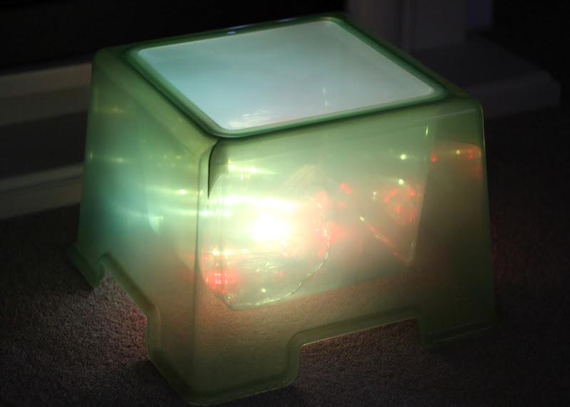 Randomnest Our Light Box Ikea Hack