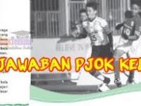 Kunci Jawaban PJOK Kelas 6 Kurikulum 2013 Materi Variasi dan Kombinasi Gerak Dasar dalam Permainan Bola Besar, Halaman 27
