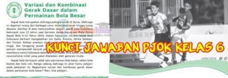 We did not find results for: Kunci Jawaban Pjok Kelas 6 Kurikulum 2013 Materi Variasi Dan Kombinasi Gerak Dasar Dalam Permainan Bola Besar Halaman 27 Pendidikanterkini