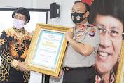 Selamat! Kapolda Kalteng Terima Penghargaan Kak Seto Award 2020