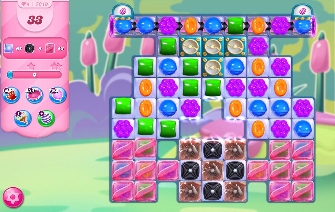 Candy Crush Saga level 7213