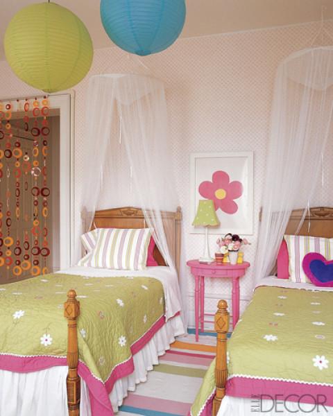 Two Kids Room: Bricolage E Decoração: Quarto Partilhado Por Duas Meninas