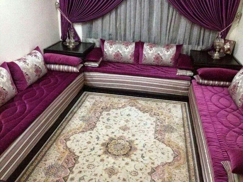 La Medina: La décoration Salon marocain moderne 2015