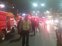 Kebakaran Pasar Kambing Tanah Abang, Kemacetan Hingga Karet