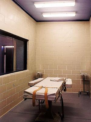 Arizona death chamber