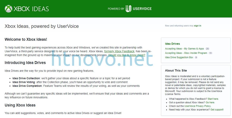 Xbox-Ideas-Feedback