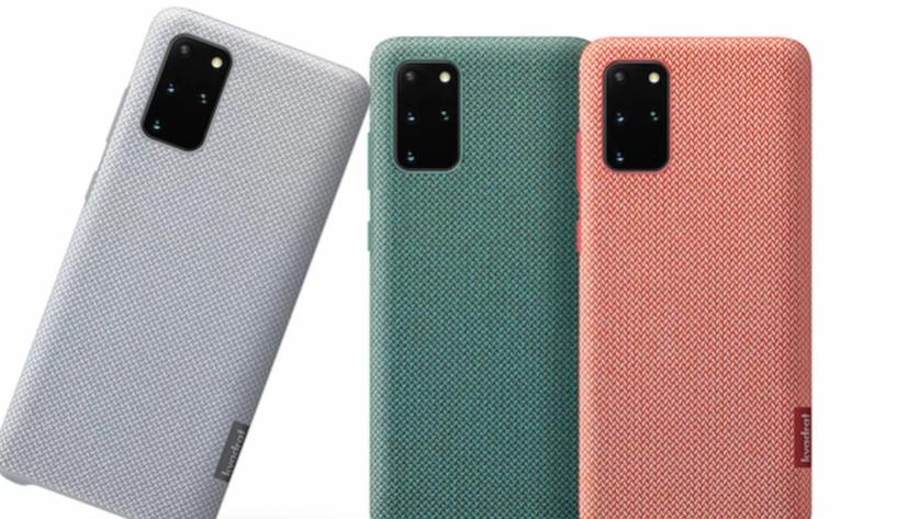 Samsung berkolaborasi dengan Kvadrat untuk desain casing Galaxy S21 + yang manis