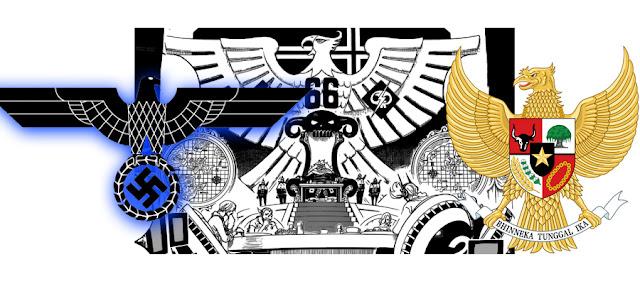 lambang pasukan Germa 66