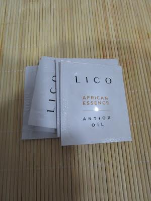 Imagen Lico Cosmetics African essence Aceite facial antioxidante