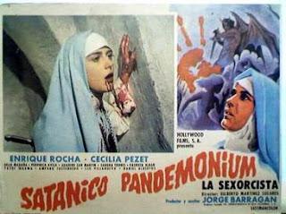 movie poster satanico pandemonium