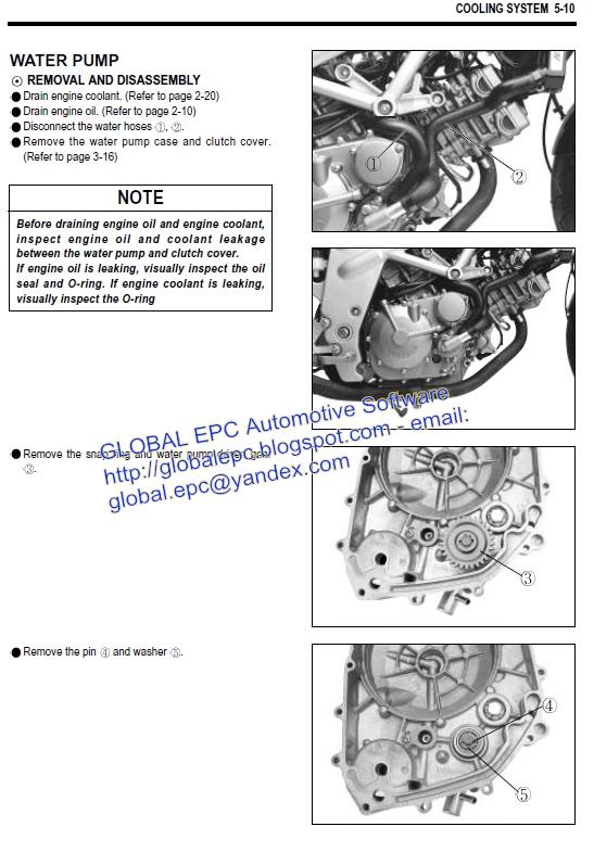 Auto Moto Repair Manuals  Hyosung Comet Gt650 2004