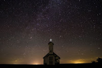 Church and Stars - Photo by Andrew Seaman on Unsplash