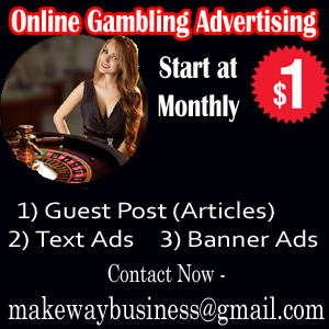 1500 Gambling Blogs