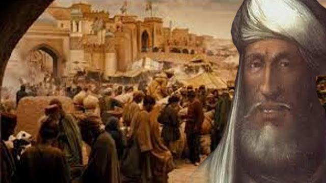 Pembaiatan Umar Bin Khatab Menjadi Khalifah