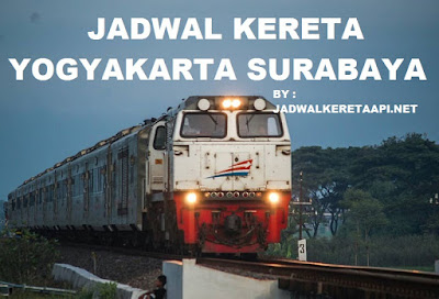 jadwal-kereta-api-yogyakarta-surabaya