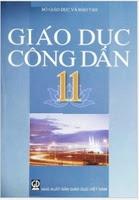 Sách Giáo Khoa Giáo Dục Công Dân Lớp 11 - Nhiều Tác Giả