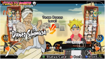 Naruto Ultimate Ninja Storm 4 Lite For Android