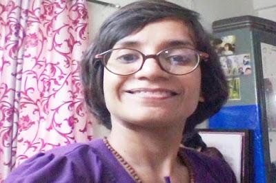 Kshama Kulshershtha the Bold Lady from Bhopal