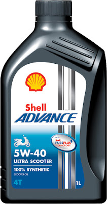 Shell Advance Ultra Scooter