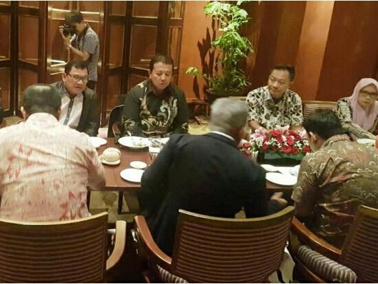 Arinal Lanjutkan Kerja Sama Penyediaan Bahan Pangan dari Lampung untuk DKI Jakarta
