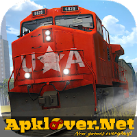 Train Simulator PRO 2018 MOD APK unlimited money