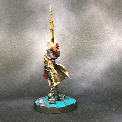Black Fortress Rogue Psyker