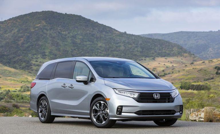 سيارة Honda Odyssey موديل 2022