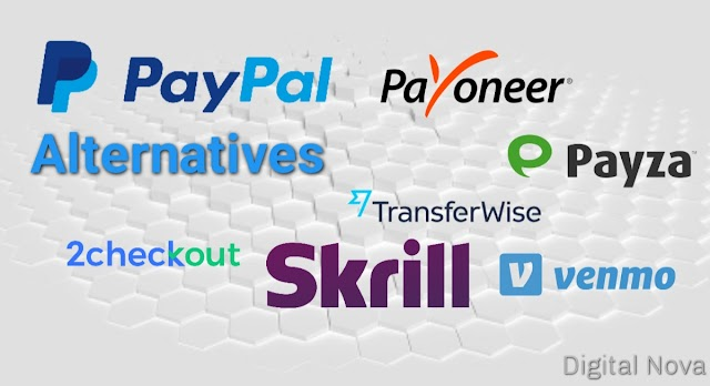 PayPal Alternatives | Best Online Payment Alternatives to PayPal