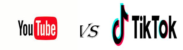 Tik Tok vs You Tube Shorts