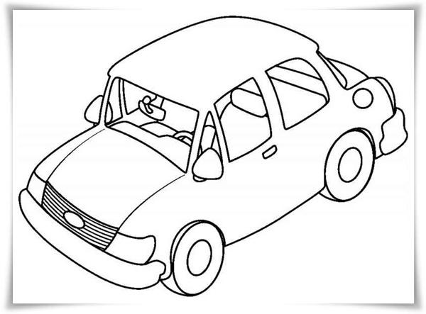 Imagenes De Carros Para Colorear: Ausmalbilder Zum Ausdrucken: Ausmalbilder Autos