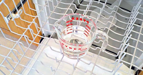 Frugal Tip: How to Clean Your Dishwasher