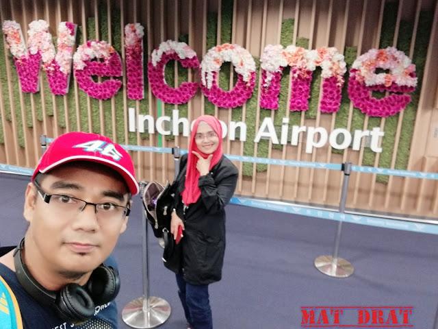 Percutian Bajet Ke Seoul Korea Melancong