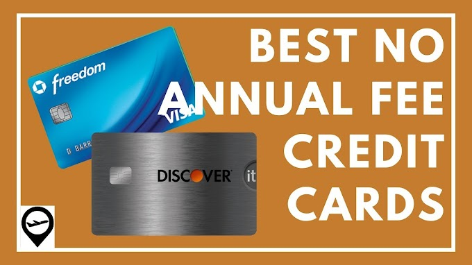 Credit Card without Annual Fee